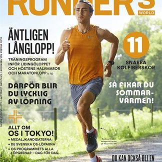 Runners World tarjous Runners World lehti