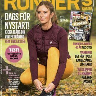 Runners World tarjous Runners World lehti