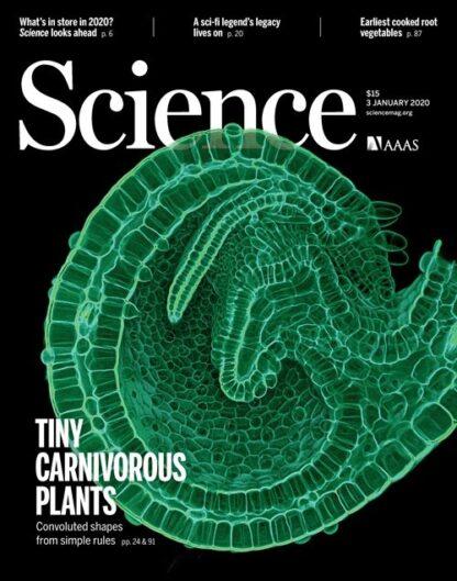 Science tarjous Science lehti