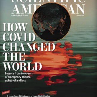 Scientific American tarjous Scientific American lehti
