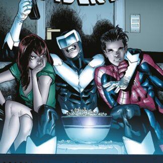 Spiderman tarjous Spiderman lehti