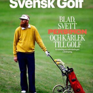 Svensk Golf tarjous Svensk Golf lehti