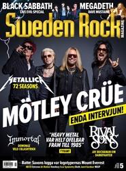 Sweden Rock Magazine 12 nro tarjous