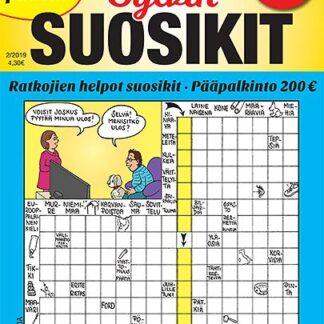 Sylvin Suosikit tarjous Sylvin Suosikit lehti