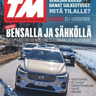 Tekniikan Maailma tarjous Tekniikan Maailma lehti