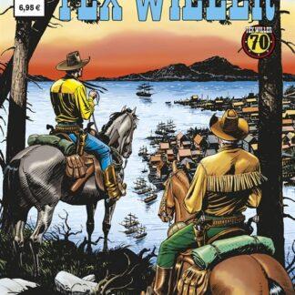 Tex Willer tarjous Tex Willer lehti