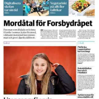 Tidningen Östnyland tarjous Tidningen Östnyland lehti