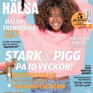Topphälsa tarjous Topphälsa lehti