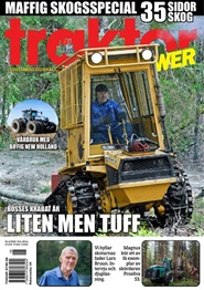 Traktor Power 6 nro tarjoukset