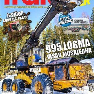 Traktor Power tarjous Traktor Power lehti