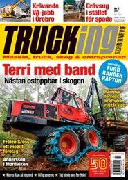 Trucking Scandinavia 6 nro tarjous