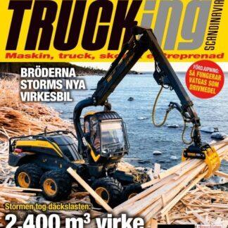 Trucking Scandinavia tarjous Trucking Scandinavia lehti