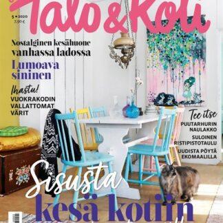 Unelmien Talo & Koti tarjous Unelmien Talo & Koti lehti