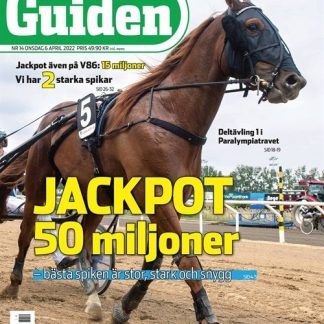 V75 Guiden tarjous V75 Guiden lehti