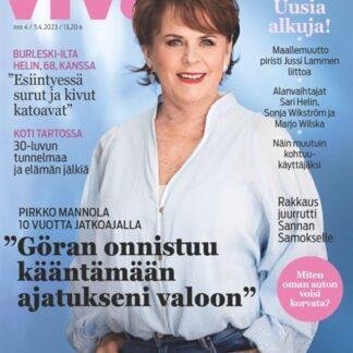 Viva tarjous Viva lehti
