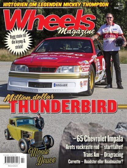 Wheels Magazine tarjous Wheels Magazine lehti
